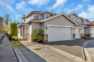 "Photo 1: 24 9163 FLEETWOOD Way in Surrey: Fleetwood Tynehead Townhouse for sale in ""THE FOUNTAINS"" : MLS®# R2555369"