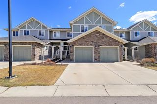 Photo 1: 114 351 Monteith Drive SE: High River Row/Townhouse for sale : MLS®# A1102495