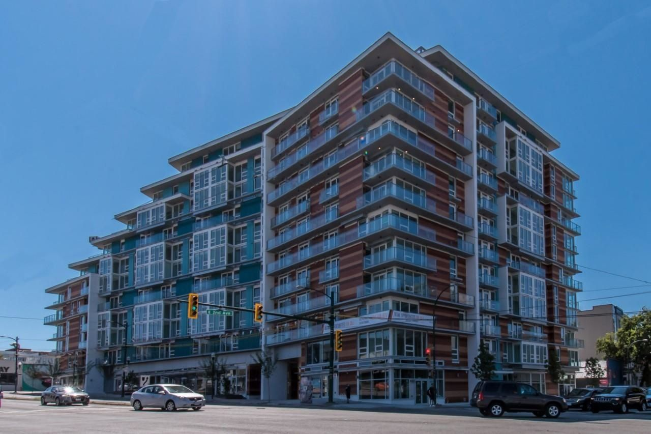 Main Photo: 820 180 E 2ND Avenue in Vancouver: Mount Pleasant VE Condo for sale (Vancouver East)  : MLS®# R2603932