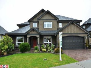 """Photo 1: 5875 163B Street in Surrey: Cloverdale BC House for sale in """"HYLAND ESTATES"""" (Cloverdale)  : MLS®# F1205266"""