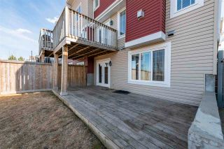 Photo 26: 2395 Sparrow Crescent in Edmonton: Zone 59 House Half Duplex for sale : MLS®# E4241966
