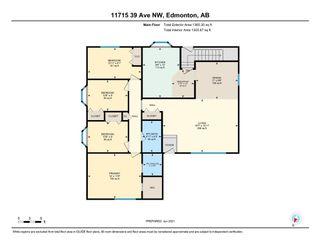 Photo 2: 11715 39 Avenue in Edmonton: Zone 16 House for sale : MLS®# E4253601