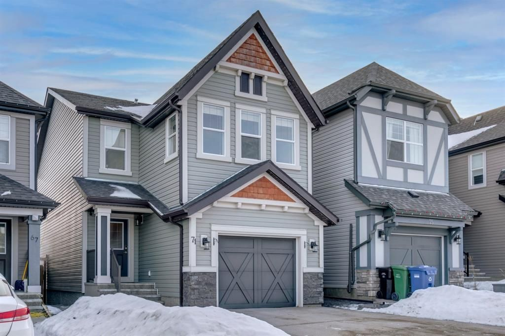 Main Photo: 71 Chaparral Valley Common SE in Calgary: Chaparral Detached for sale : MLS®# A1066350