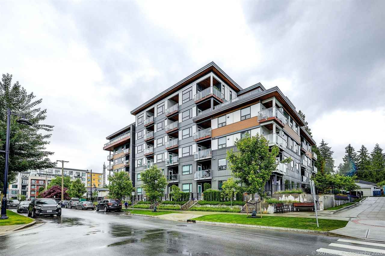 Main Photo: 204 717 BRESLAY Street in Coquitlam: Coquitlam West Condo for sale : MLS®# R2469034