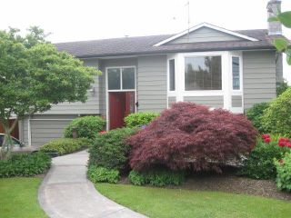 Photo 1: 15910 THRIFT Avenue: White Rock House for sale (South Surrey White Rock)  : MLS®# F1412517