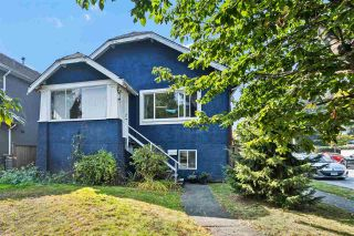 Photo 1: 5115 CHESTER Street in Vancouver: Fraser VE House for sale (Vancouver East)  : MLS®# R2498045