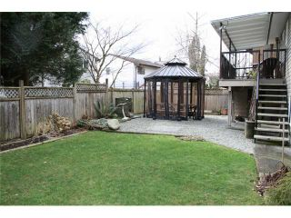 Photo 10: 3230 CHROME CR in Coquitlam: New Horizons House for sale : MLS®# V931965