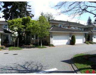 """Photo 1: 72 2500 152ND Street in Surrey: King George Corridor Townhouse for sale in """"THE PENINSULA"""" (South Surrey White Rock)  : MLS®# F2925086"""