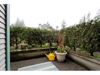"""Photo 15: 52 65 FOXWOOD Drive in Port Moody: Heritage Mountain Townhouse for sale in """"FOREST HILL"""" : MLS®# V1055852"""