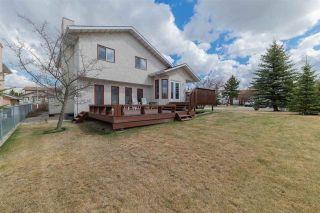 Photo 36: 7607 158 Avenue in Edmonton: Zone 28 House for sale : MLS®# E4242659