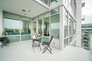"""Photo 18: 1804 258 NELSON'S Court in New Westminster: Sapperton Condo for sale in """"The Columbia"""" : MLS®# R2506476"""