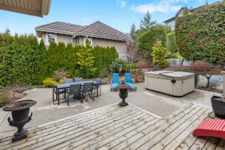"""Photo 39: 67 BIRCHWOOD Crescent in Port Moody: Heritage Woods PM House for sale in """"The """"Estates"""" by ParkLane Homes"""" : MLS®# R2541321"""