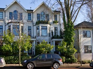 Photo 24: 2580 VINE Street in Vancouver: Kitsilano Townhouse for sale (Vancouver West)  : MLS®# V989268