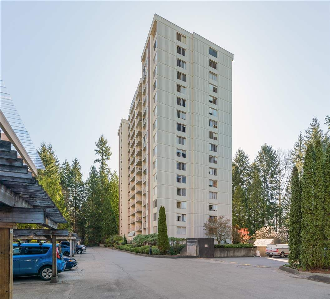 "Main Photo: 1402 2004 FULLERTON Avenue in North Vancouver: Pemberton NV Condo for sale in ""WOODCROFT ESTATES"" : MLS®# R2568821"