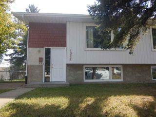 Photo 1: 13225 38 Street NW in Edmonton: Zone 35 House Half Duplex for sale : MLS®# E4239241