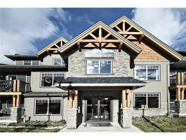 Main Photo: 4206 250 2 Avenue: Rural Bighorn M.D. Townhouse for sale : MLS®# C3647333