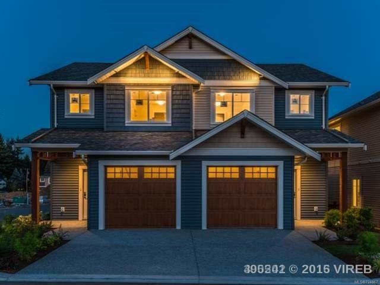 Main Photo: 163 1720 Dufferin Cres in NANAIMO: Na Central Nanaimo Row/Townhouse for sale (Nanaimo)  : MLS®# 724867