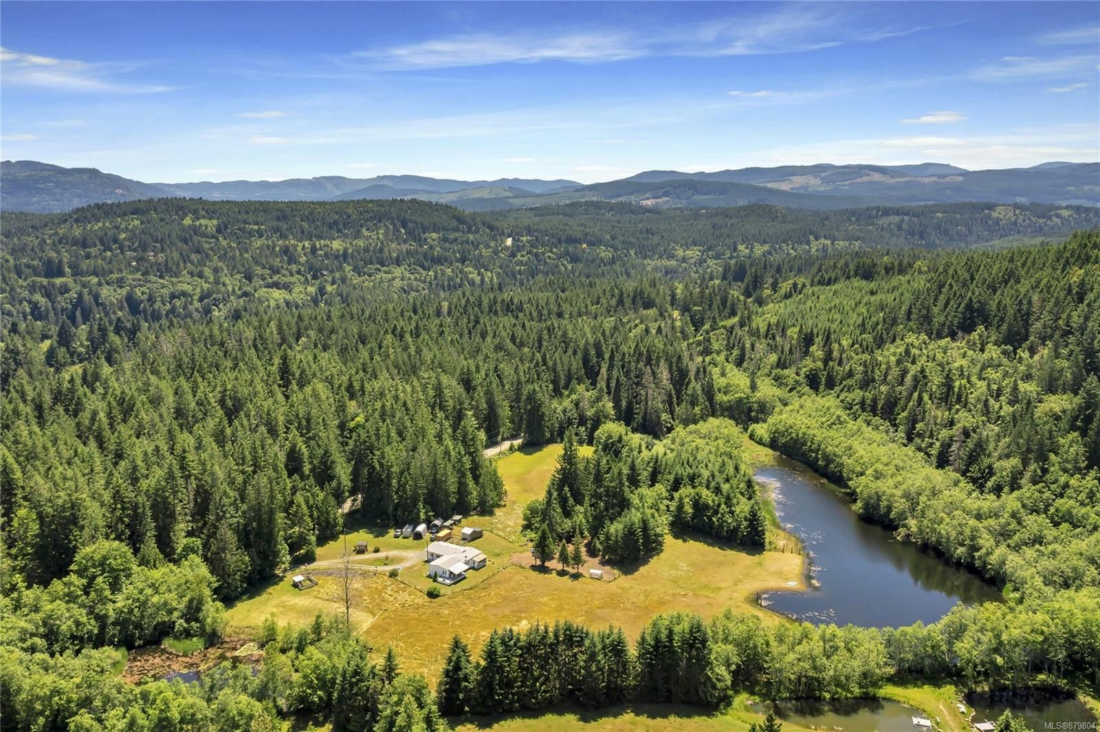 Photo 1: Photos: 3596 Riverside Rd in : ML Cobble Hill Manufactured Home for sale (Malahat & Area)  : MLS®# 879804