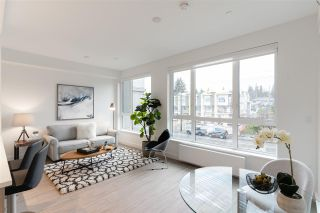 """Photo 3: 314 747 E 3RD Street in North Vancouver: Queensbury Condo for sale in """"GREEN ON QUEENSBURY"""" : MLS®# R2598625"""