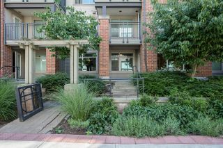"""Photo 2: 113 9299 TOMICKI Avenue in Richmond: West Cambie Condo for sale in """"MERIDIAN GATE"""" : MLS®# R2620047"""