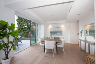 """Photo 7: TH1 2289 BELLEVUE Avenue in West Vancouver: Dundarave Townhouse for sale in """"Bellevue by Cressey"""" : MLS®# R2596483"""