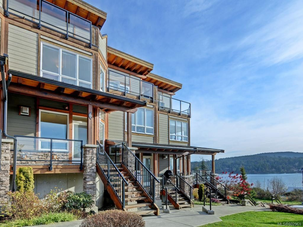 Main Photo: 6574 Goodmere Rd in Sooke: Sk Sooke Vill Core Row/Townhouse for sale : MLS®# 802961