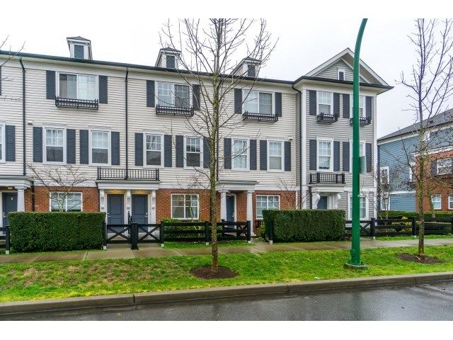 """Main Photo: 77 18983 72A Avenue in Surrey: Clayton Townhouse for sale in """"KEW"""" (Cloverdale)  : MLS®# R2034361"""