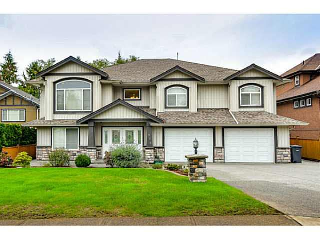 Main Photo: 816 Lillian Street in Coquitlam: Coquitlam West House for sale : MLS®# V1090524