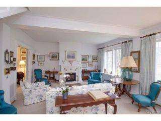 Photo 3: 97 Kingsway in WINNIPEG: River Heights / Tuxedo / Linden Woods Residential for sale (South Winnipeg)  : MLS®# 1426586