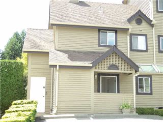 """Photo 1: 41 2736 ATLIN Place in Coquitlam: Coquitlam East Townhouse for sale in """"CEDAR GREEN"""" : MLS®# V1137314"""