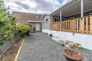 """Photo 19: 86 6338 VEDDER Road in Chilliwack: Sardis East Vedder Rd Manufactured Home for sale in """"Maple Meadows Mobile Home Park"""" (Sardis)  : MLS®# R2442740"""