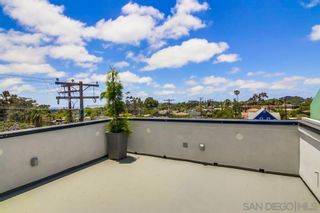 Photo 59: HILLCREST Townhouse for sale : 3 bedrooms : 160 W W Robinson Ave in San Diego