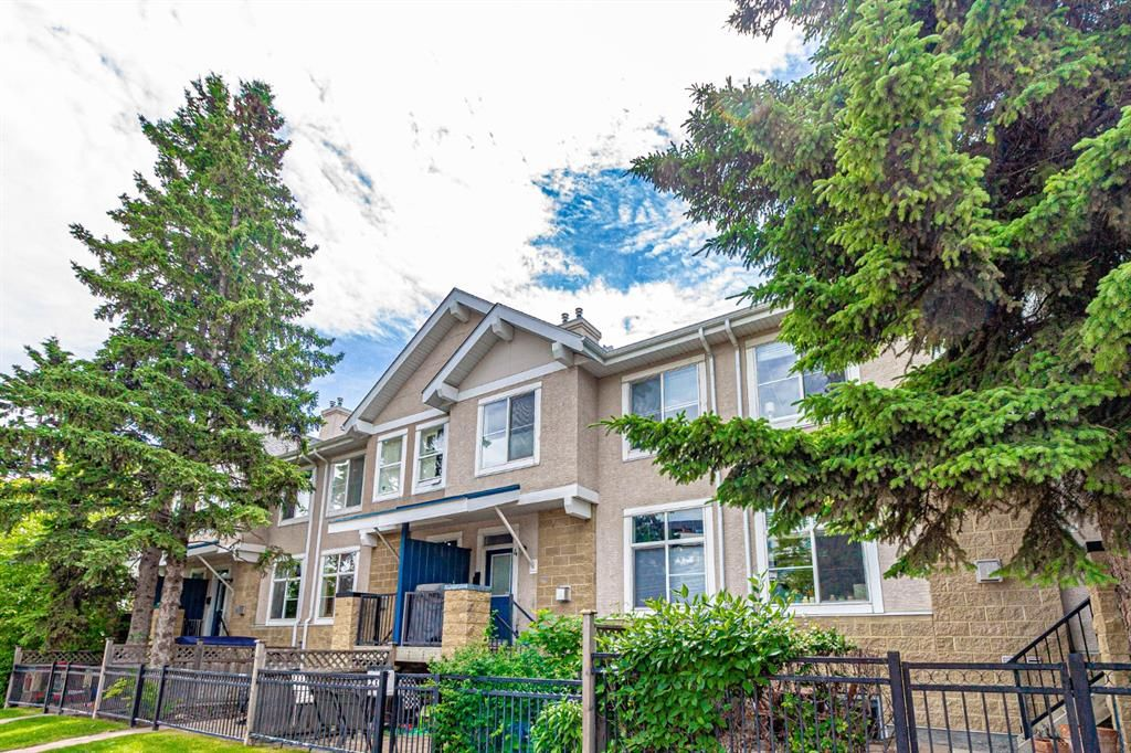 Main Photo: 19 2001 34 Avenue SW in Calgary: Altadore Row/Townhouse for sale : MLS®# A1087171