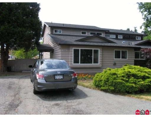 Main Photo: 9061 135A Street in Surrey: Queen Mary Park Surrey 1/2 Duplex for sale : MLS®# F2912646