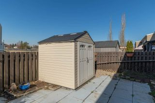 Photo 29: 15 Ridgewood Terrace: St. Albert Townhouse for sale : MLS®# E4241965