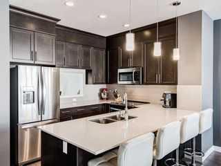 Photo 25: 199 Silverado Plains Park SW in Calgary: Silverado Row/Townhouse for sale : MLS®# A1079562
