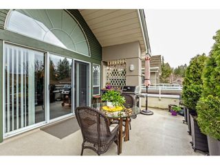"""Photo 32: 147 4001 OLD CLAYBURN Road in Abbotsford: Abbotsford East Townhouse for sale in """"CEDAR SPRINGS"""" : MLS®# R2555932"""