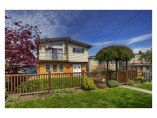 Main Photo: 2811 EUCLID Avenue in Vancouver: Collingwood VE House for sale (Vancouver East)  : MLS®# V948800