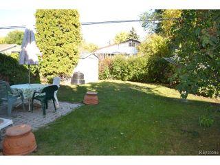 Photo 15: 62 Canberra Road in WINNIPEG: Windsor Park / Southdale / Island Lakes Residential for sale (South East Winnipeg)  : MLS®# 1321852