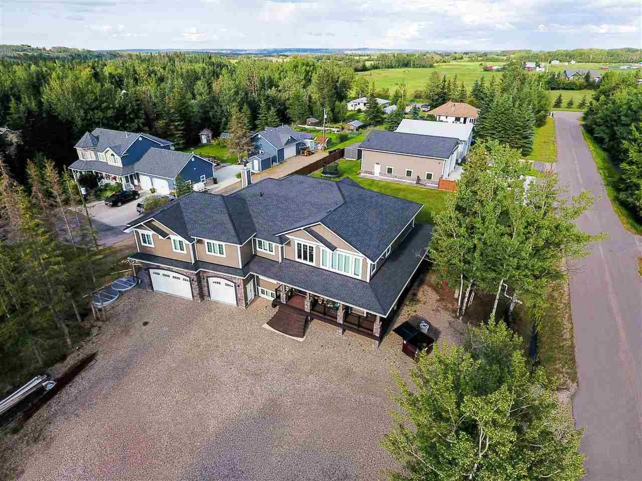 Main Photo: 9704 121 AVENUE in : Fort St. John - Rural E 100th House for sale : MLS®# R2326067