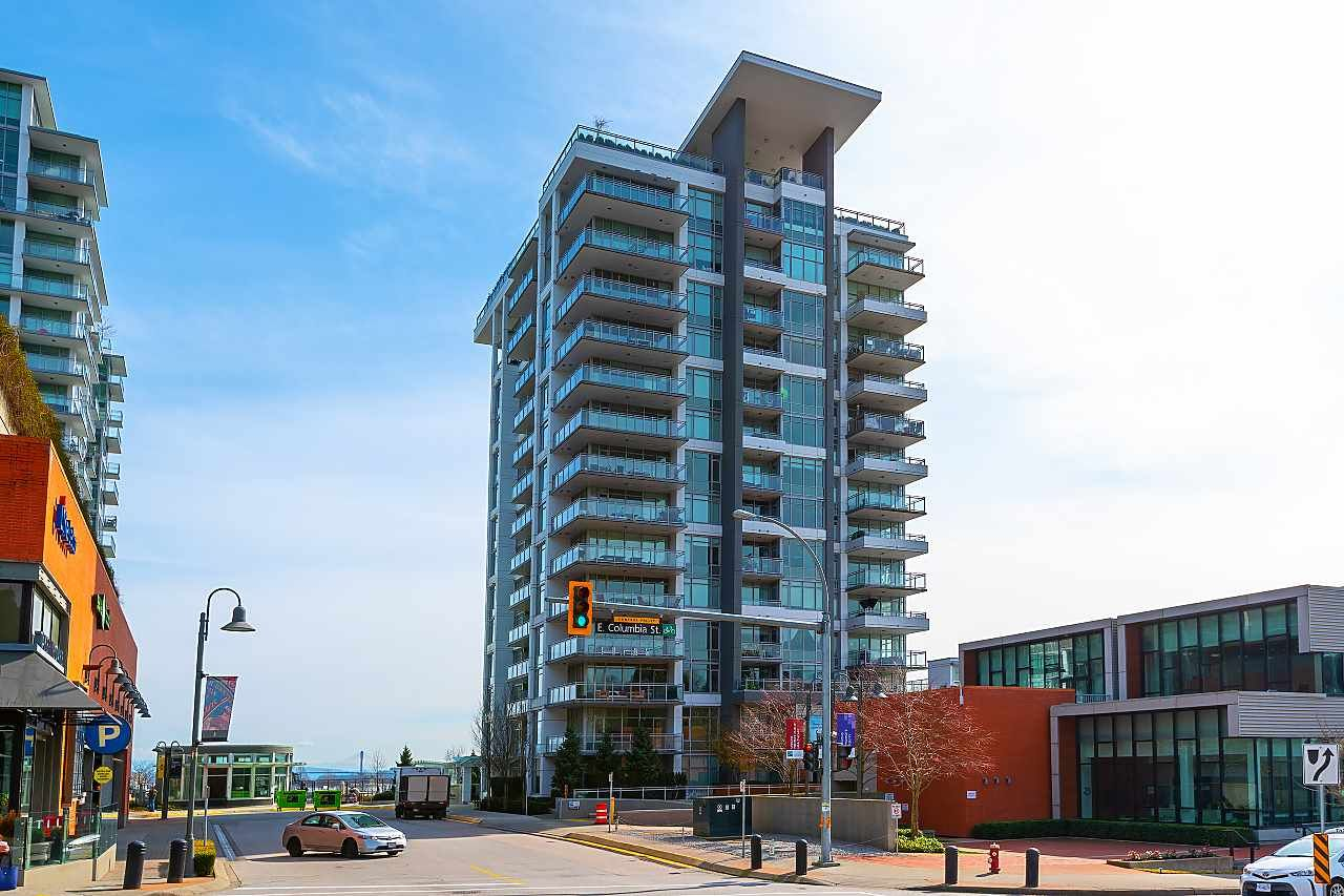 """Main Photo: 1008 200 NELSON'S Crescent in New Westminster: Sapperton Condo for sale in """"The Sapperton"""" : MLS®# R2552303"""