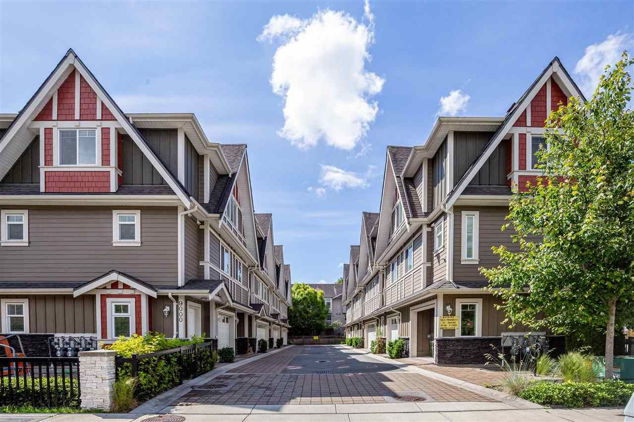 """Photo 1: Photos: 5 9000 GENERAL CURRIE Road in Richmond: McLennan North Townhouse for sale in """"WINSTON GARDENS"""" : MLS®# R2592878"""