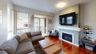 "Photo 1: 426 801 KLAHANIE Drive in Port Moody: Port Moody Centre Condo for sale in ""INGLENOOK/KLAHANIE"" : MLS®# R2539109"