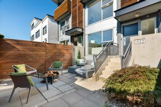 Photo 2: 1432 ARBUTUS STREET in Vancouver: Kitsilano Townhouse for sale (Vancouver West)  : MLS®# R2602268