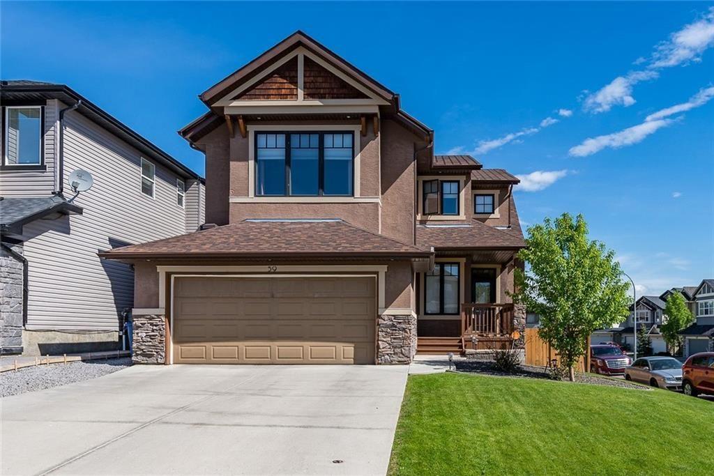 Main Photo: 59 Everoak Bay SW in Calgary: Evergreen Detached for sale : MLS®# C4252652