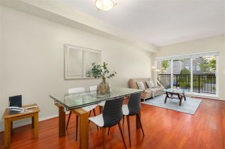"""Photo 1: 5 7088 ST. ALBANS Road in Richmond: Brighouse South Townhouse for sale in """"SONTERRA"""" : MLS®# R2592470"""