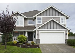 """Photo 1: 35415 NAKISKA Court in Abbotsford: Abbotsford East House for sale in """"Sandy Hill"""" : MLS®# R2011952"""