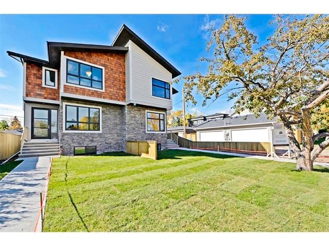 Main Photo: 3715 43 Street SW in Calgary: Glenbrook House for sale : MLS®# C4027438