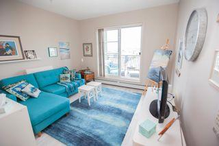 Photo 13: 407 1004 ROSENTHAL Boulevard in Edmonton: Zone 58 Condo for sale : MLS®# E4248881