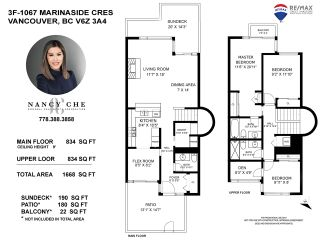 """Photo 38: 3F 1067 MARINASIDE Crescent in Vancouver: Yaletown Townhouse for sale in """"Quaywest"""" (Vancouver West)  : MLS®# R2551534"""